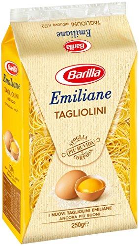 Barilla Pasta all'Uovo Le Emiliane Tagliolini, 250g