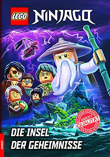 LEGO® NINJAGO® – Die Insel der Geheimnisse