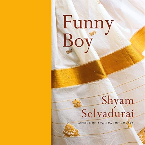 Funny Boy audiobook cover art