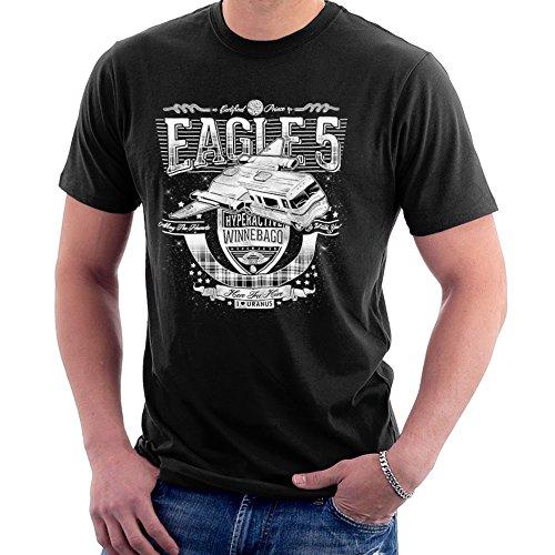 Eagle 5 Hyperactive Winnebago Spaceballs Men's T-Shirt