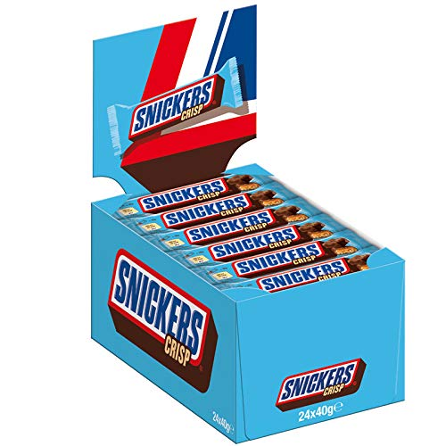 Snickers Snickers Crisp 24x 40g