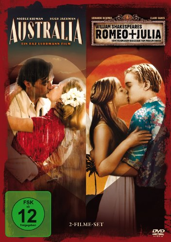 Australia / William Shakespeare's Romeo + Julia [2 DVDs]