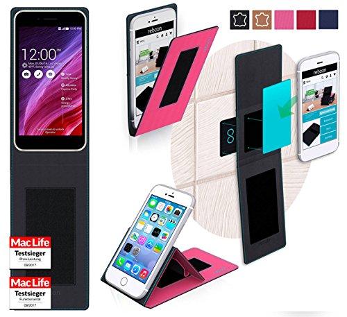 Hülle für Asus PadFone S Tasche Cover Hülle Bumper   Pink   Testsieger