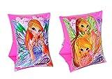 Beach Art 1015W - Reposabrazos de natación hinchables, color rosa