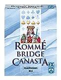 Ravensburger Rommé 26957 - Juego de Cartas (Canasta, Puente 26957)