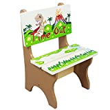 Fantasy Fields Dinosaur Kingdom Kids Holz-Time-Out-Stuhl Kinderzimmer TD-0078A