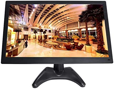 EVERSECU 13 3 inch HD 1920x1080 IPS LCD HDMI Monitor Screen Input Audio Video Display with BNC product image