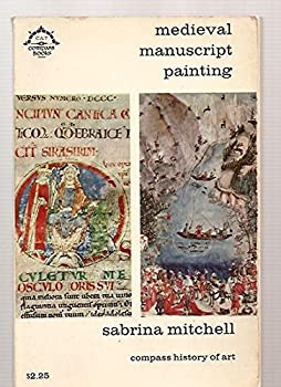 Paperback Medieval Manuscript Painting (Compass History of Art) Book