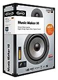 Magix Music Maker 16 - Software de edición de audio/música (3000 MB, 512 MB, Caja, DUT)