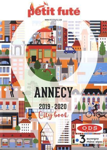 Guide Annecy 2019 Petit Futé
