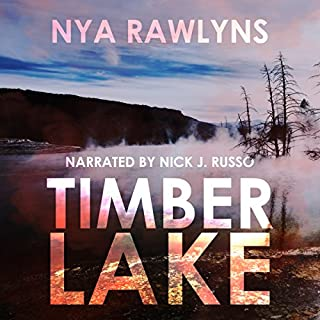 Timber Lake audiobook cover art