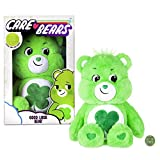 Care Bears Good Luck Bear Stuffed Animal, 14...
