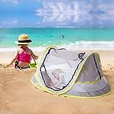 FUSSUF Bewegliches Baby-Strand-Zelt UPF 50+ Sun Shelter...