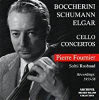 Cello Con Boccerinii-Elgar by SCHUMANN