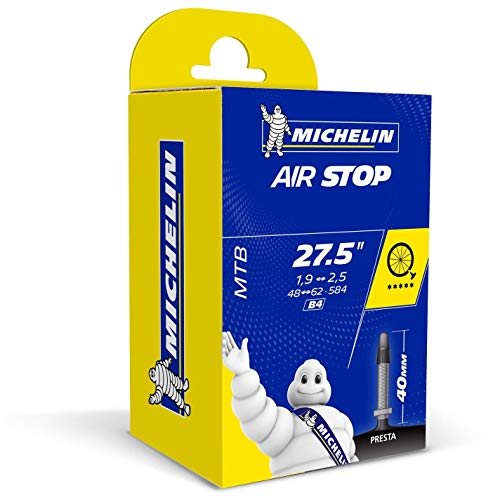 MICHELIN AIRSTOP BUTYL 27.5X1.9/2.5 PV 40MM B4