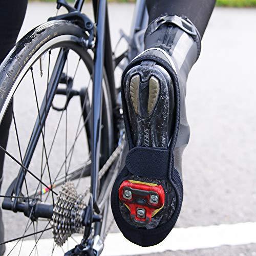 BBB Cycling Fahrrad, Mountainbike Schuhüberzug Überschuhe Hardwear, BWS-04, Schwarz, 37/38 - 6