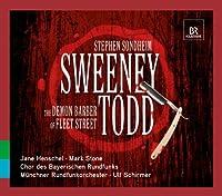 Sondheim: Sweeney Todd (Mark Stone, Jane Henschel, Gregg Baker, Rebecca Bottone) (BR Klassik: 900316) by Mark Stone (2012-11-29)