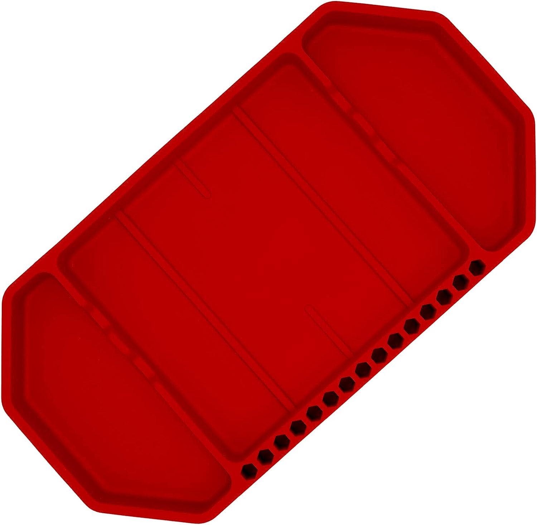 Flexible 100% quality warranty Tool Tray - Silicone Rubber Slip T Organizer Tools Max 87% OFF Non