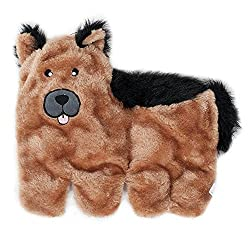 ZippyPaws Squeakie Pup Plush Dog Toy