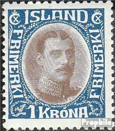Islande 165 1931 Christian (Timbres pour Les collectionneurs)