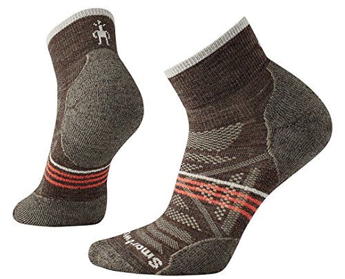 Smartwool Damen Socken Phd Outdoor Light Mini Socken M Taupe
