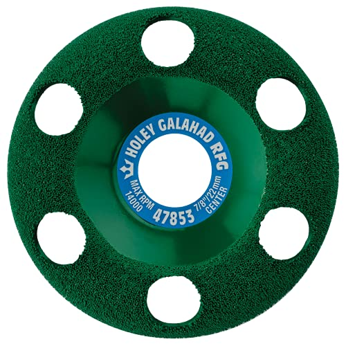 Holey Galahad See Through Disc Round Fine -