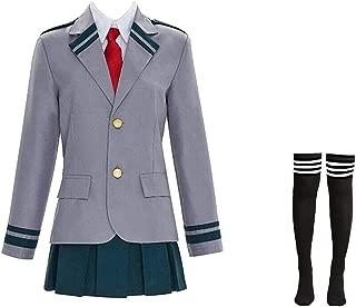Boku No Hero Academia School Uniform Men and Women Cosplay Costume Suit