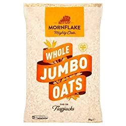 Milled from the largest variety of flaked oatmeal Contain 100 percent wholegrain Help to lower cholesterol Ideal for making superbly thick and tasty porridge