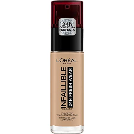 L'Oreal Paris Base de maquillaje Infallible