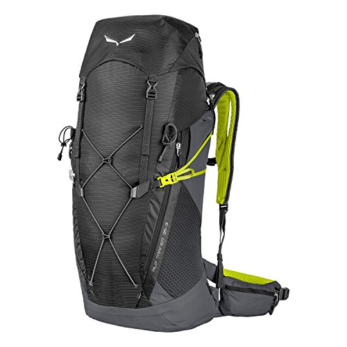 Salewa Alp Trainer 35+3 Zaino Tecnico da Hiking, Unisex adulto, Black, Taglia Unica