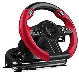 Speedlink Trailblazer Racing Wheel for PS4/Xbox One/PS3/PC - Volante per Giochi (Vibrazione, 12 Tasti),...
