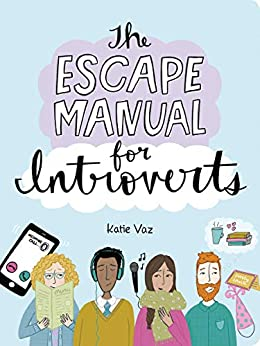 The Escape Manual for Introverts by [Katie Vaz]