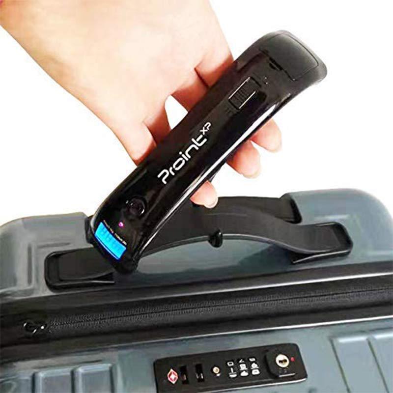 Prointxp普智 电子手提行李秤 快递称手提秤 迷你便携式电子秤 高精度家用秤 行李称重箱包旅游秤
