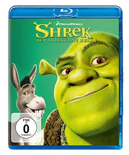 Shrek - Der tollkühne Held [Blu-ray]