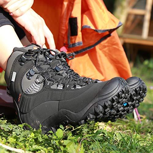 Manfen Women's Hiking Boots