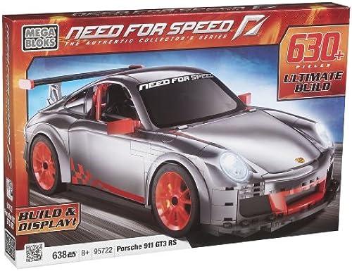 Mega Bloks 95722 - Need For Speed Porsche GT3 RS Car
