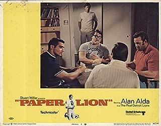Paper Lion 1968 Authentic 11