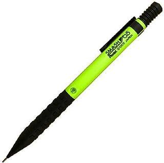 ぺんてる シャープペン スマッシュ0.5mm 蛍光キミドリ軸 限定色