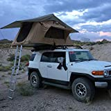 Tuff Stuff 'Delta' Overland Rooftop Jeep and Truck Tent