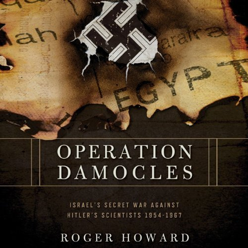 Operation Damocles cover art