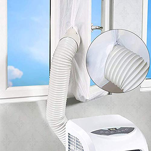 Sunsbell Guarnizione Universale per Finestra per apparecchi mobili Portatili di