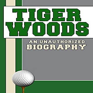 Couverture de Tiger Woods