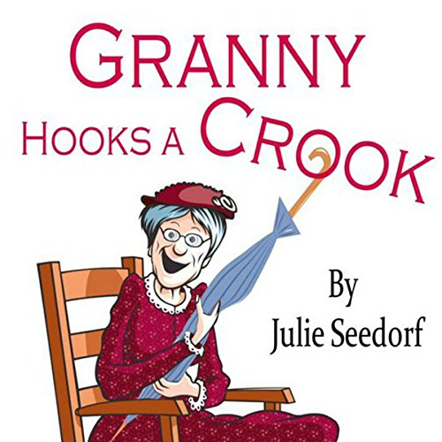 Granny Hooks A Crook audiobook cover art