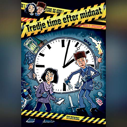Tredje time efter midnat audiobook cover art