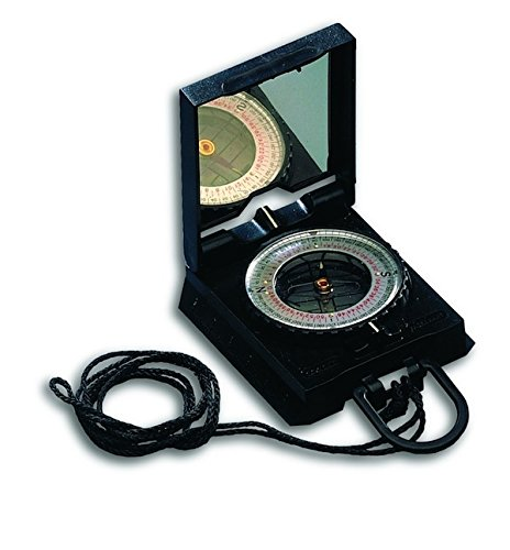 TFA Dostmann 0 Kompass Marschkompass, schwarz, 42.1003.01