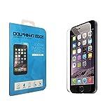 iPhone 7 6s 6 ガラスフィルム 液晶保護フィルム 4.7インチ フィルム 強化ガラス 国産素材 使用 硬度9H ラウンドエッジ DOLPHIN47 EDGE