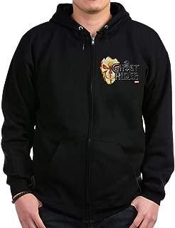 Ghost Rider Logo Zip Hoodie