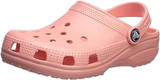 Crocs Kids' Classic Clog, melon, 4 M US Toddler