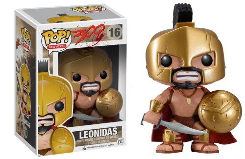 Funko - Figurine 300 - Leonidas POP 10cm - 0830395026701
