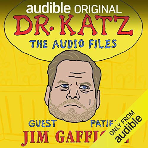 Ep. 15: Jim Gaffigan (Dr. Katz: The Audio Files) cover art